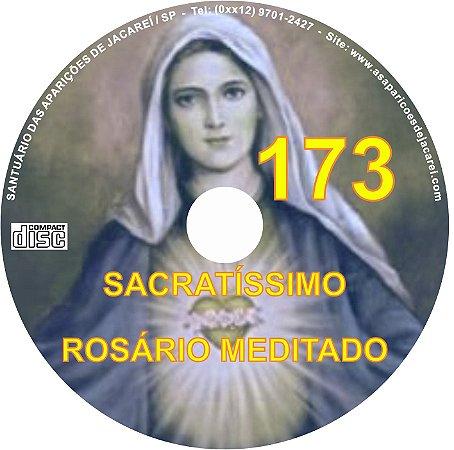 CD ROSÁRIO MEDITADO 173