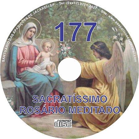 CD ROSÁRIO MEDITADO 177