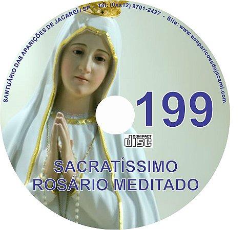 CD ROSÁRIO MEDITADO 199
