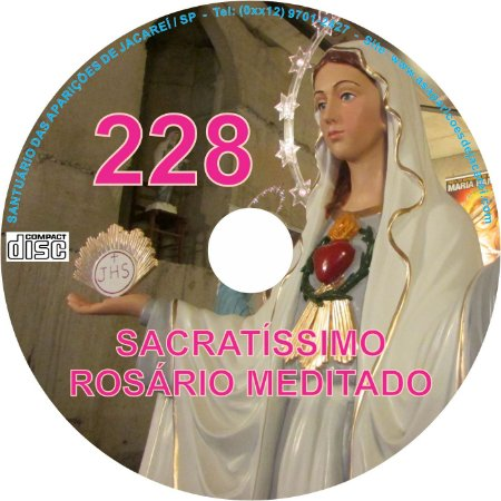 CD ROSÁRIO MEDITADO 228