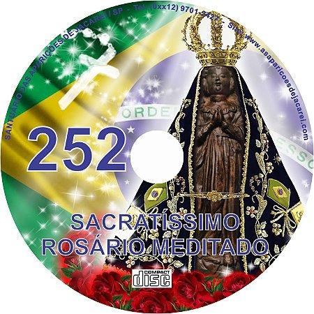 CD ROSÁRIO MEDITADO 252