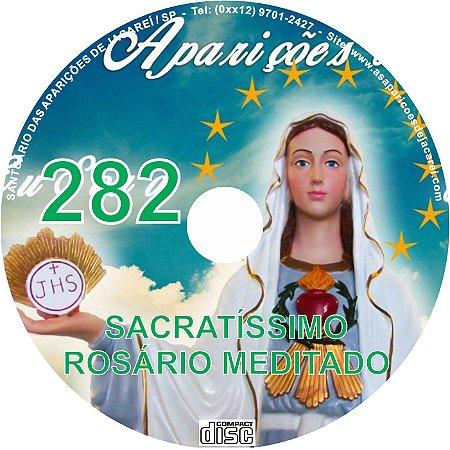 CD ROSÁRIO MEDITADO 282