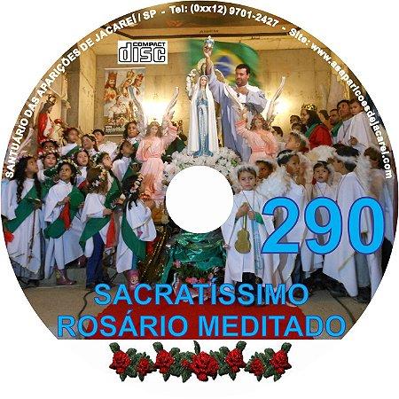 CD ROSÁRIO MEDITADO 290