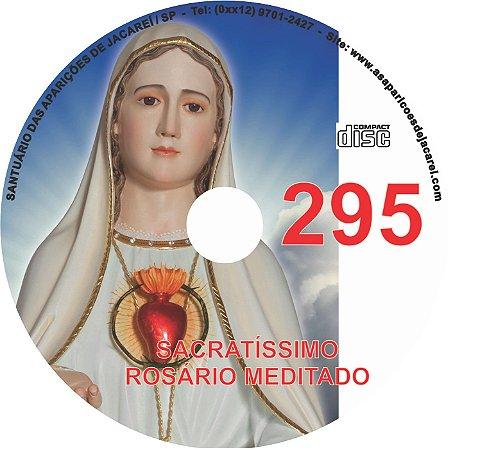 CD ROSÁRIO MEDITADO 295