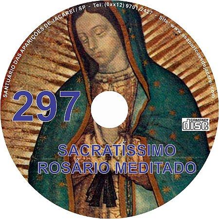 CD ROSÁRIO MEDITADO 297
