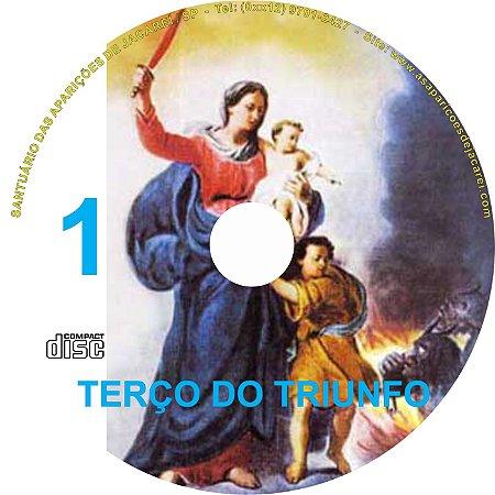 CD TERÇO DO TRIUNFO 01