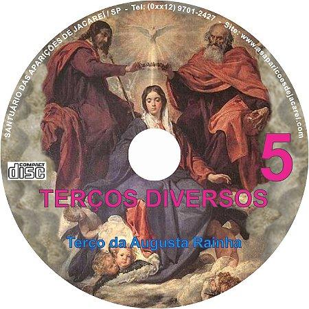CD TERÇOS DIVERSOS 05