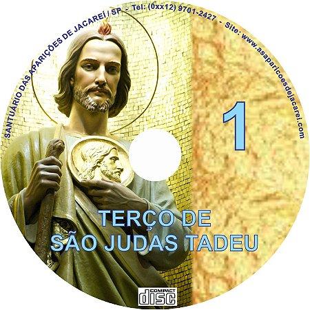 CD TERÇO DE  SÃO JUDAS TADEU 01