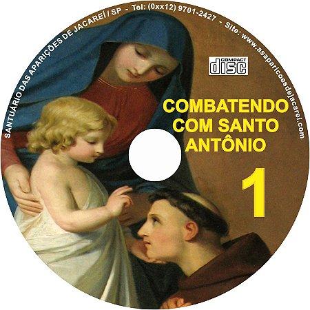 CD COMBATENDO COM SANTO ANTÔNIO 01