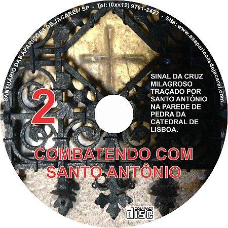 CD COMBATENDO COM SANTO ANTÔNIO 02