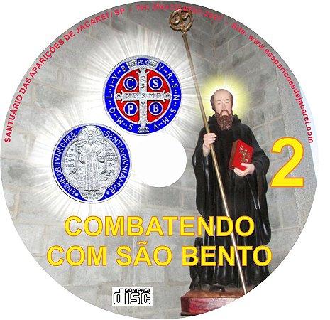 CD COMBATENDO COM SÃO BENTO 02