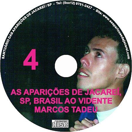CD AS APARIÇÕES DE JACAREÍ, SP, BRASIL AO VIDENTE MARCOS TADEU 04