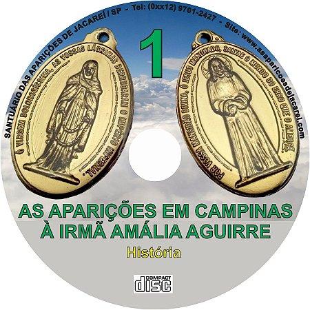 CD AS APARIÇÕES EM CAMPINAS À IRMÃ AMÁLIA AGUIRRE 01