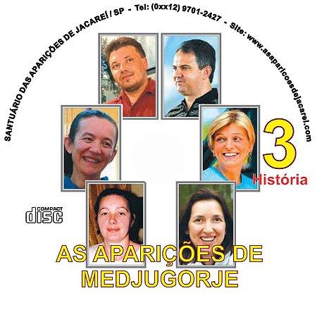 CD AS APARIÇÕES DE MEDJUGORJE 03
