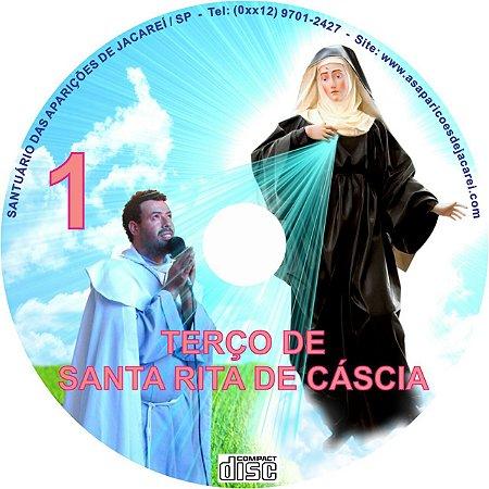 CD TERÇO DE SANTA RITA DE CÁSSIA 1