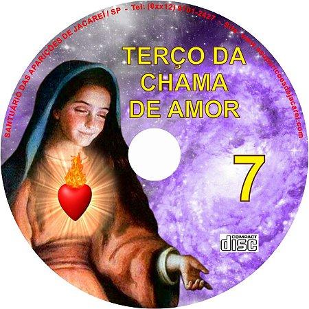 CD TERÇO DA CHAMA DE AMOR 07
