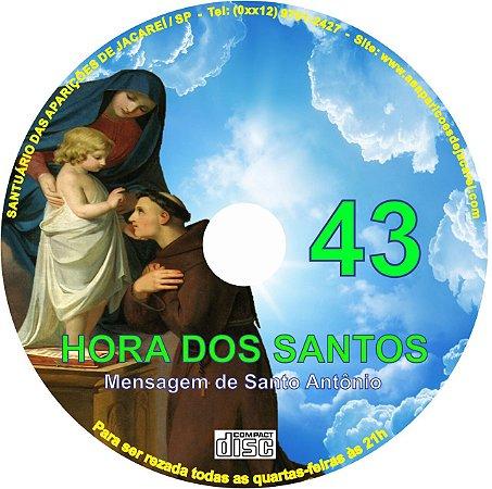 CD HORA DOS SANTOS 43