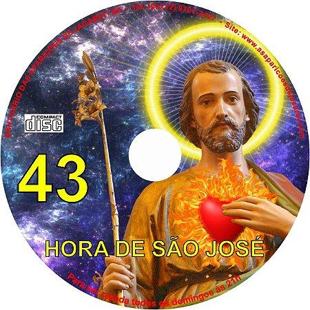 CD HORA DE SÃO JOSÉ 43