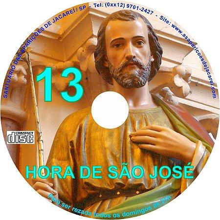 CD HORA DE SÃO JOSÉ 13