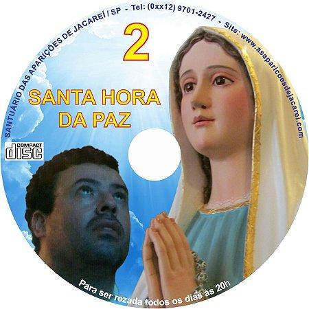 CD SANTA HORA DA PAZ 002
