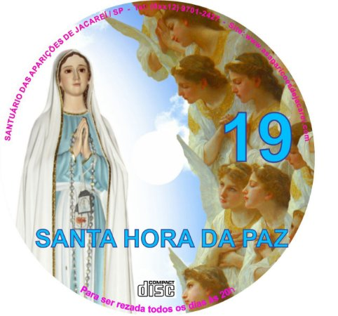 CD SANTA HORA DA PAZ 019