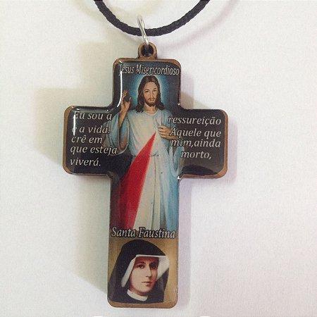CRUZ JESUS MISERICORDIOSO