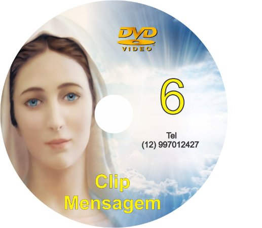 DVD MENSAGENS DE NOSSA SENHORA 6