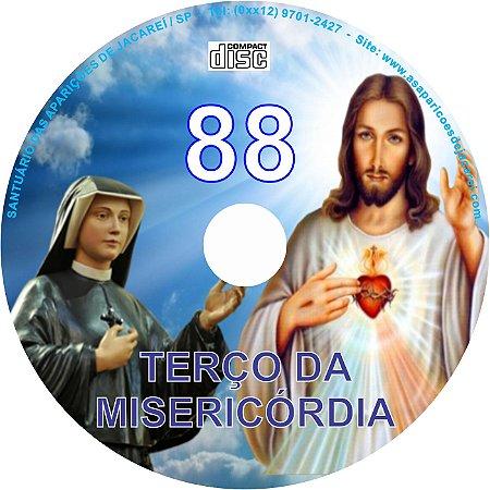 TERÇO DA MISERICÓRDIA MEDITADO 88