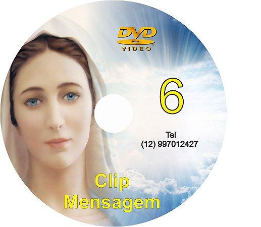 DVD CLIPS DE MENSAGENS DE NOSSA SENHORA 6