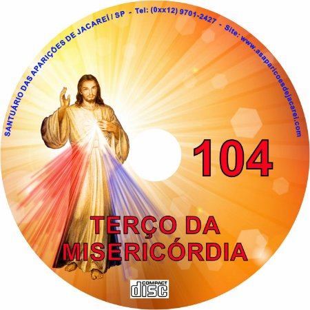 CD TERÇO DA MISERICÓRDIA 104