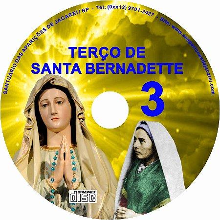 TERÇO DE SANTA BERNADETTE 3