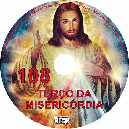CD TERÇO DA MISERICÓRDIA 108
