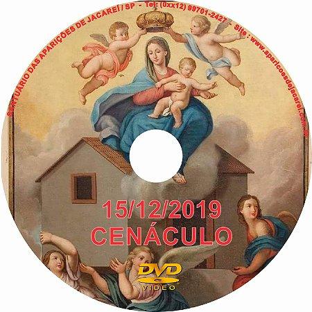 CENACULO 15/12/2019