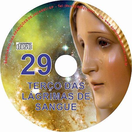 CD TERÇO DAS LAGRIMAS DE SANGUE 29
