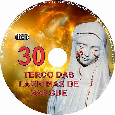 CD TERÇO DAS LAGRIMAS DE SANGUE 30
