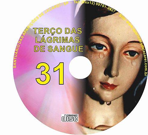 CD TERÇO DAS LAGRIMAS DE SANGUE 31