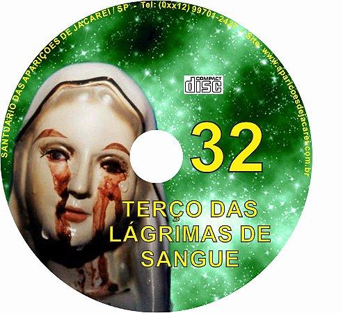 CD TERÇO DAS LAGRIMAS DE SANGUE 32