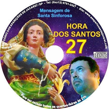 CD HORA DOS SANTOS 27