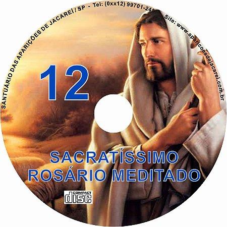 CD ROSÁRIO MEDITADO 012