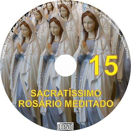 CD ROSÁRIO MEDITADO 015