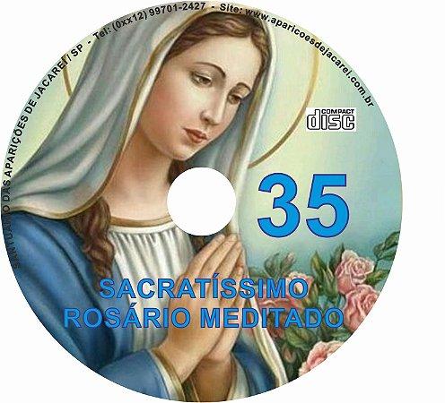 CD ROSÁRIO MEDITADO 035