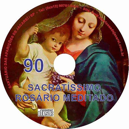 CD ROSÁRIO MEDITADO 090