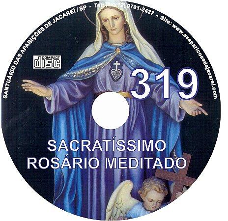 CD ROSÁRIO MEDITADO 319