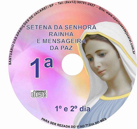 CDs COLETÂNEA- SETENA 01