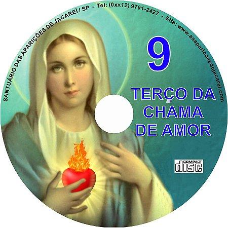 CD TERÇO DA CHAMA DE AMOR 09