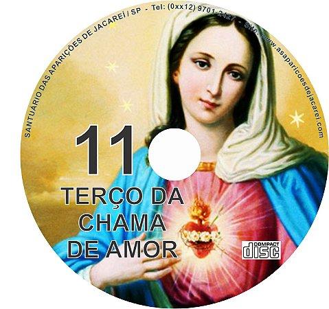 CD TERÇO DA CHAMA DE AMOR 11