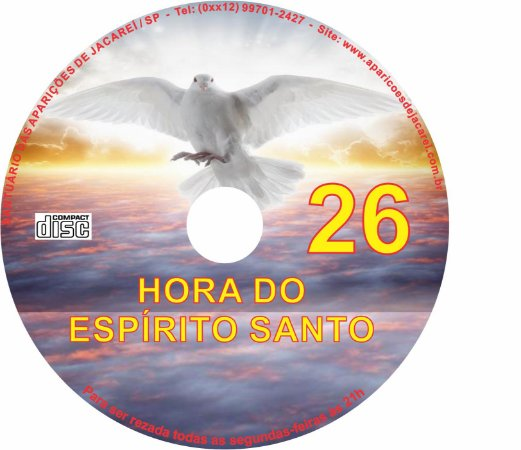 CD HORA DO ESPÍRITO SANTO 26