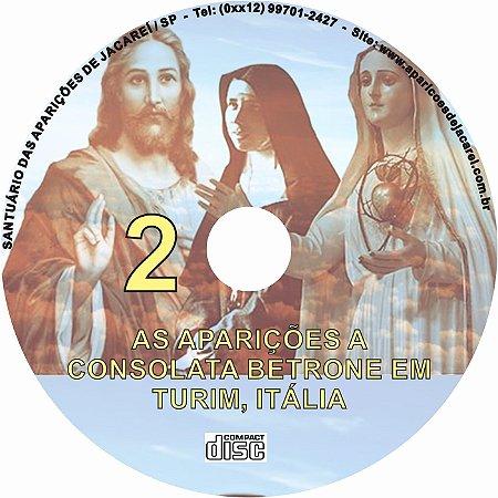 CD APARIÇÕES A CONSOLATA BETRONE 2