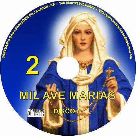 CDS DAS MIL AVE MARIAS 2