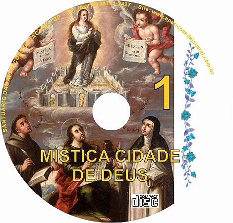 CD MÍSTICA CIDADE DE DEUS 1